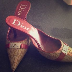 Dior Slip On Chairs